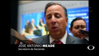 Meade: México no se levanta de la mesa de renegociación del TLCAN