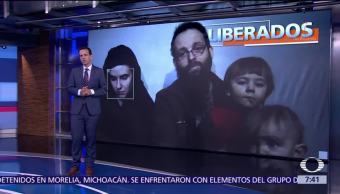 La historia de tres niños que nacieron en cautiverio talibán