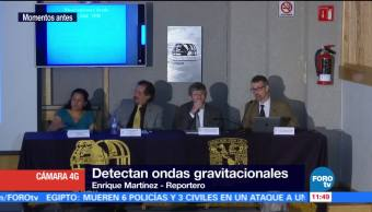 UNAM informa sobre detección de fenómeno cósmico a través de ondas gravitacionales