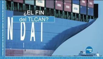 El Fin del TLCAN negociaciones y rumores