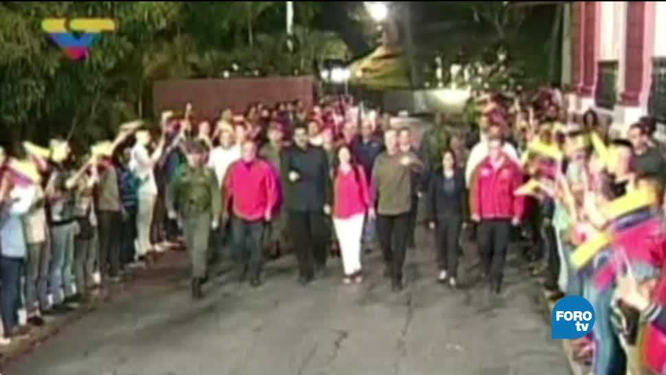Maduro recupera el control de Venezuela