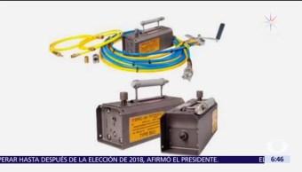 Nueva alerta por robo de fuente radiactiva en México