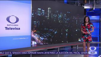 Las noticias, con Danielle Dithurbide: Programa del 17 de octubre del 2017