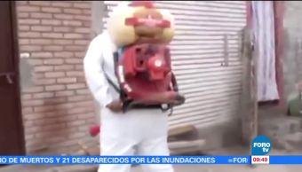 Extra, Extra: Epidemia de garrapata en Coahuila