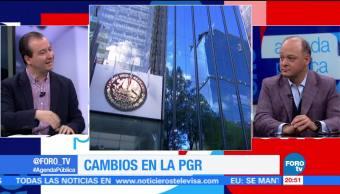Una bomba, la renuncia de Cervantes a la PGRUna bomba, la renuncia de Cervantes a la PGR