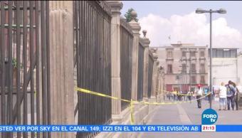 Evalúan acciones para restaurar la Catedral Metropolitana