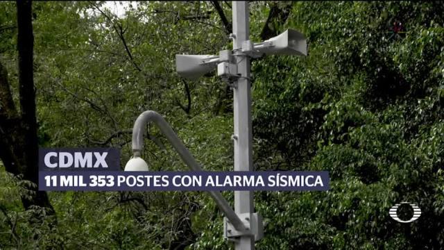 Zonas de la CDMX donde la alerta sísmica no se escucha