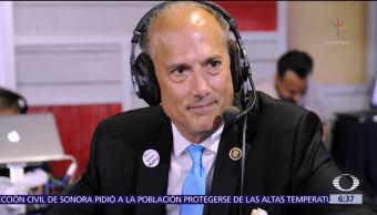 Nominado para zar antidrogas de EU, Tom Marino, retira candidatura