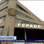 Fepade investiga desvío de recursos para damnificados de sismos