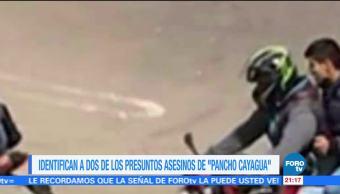 Identifican a presuntos asesinos de 'Pancho Cayagua'