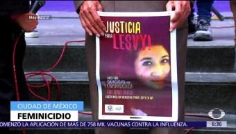 Reclasifican como feminicidio el caso de la joven Lesvy Berlín Rivera Osorio