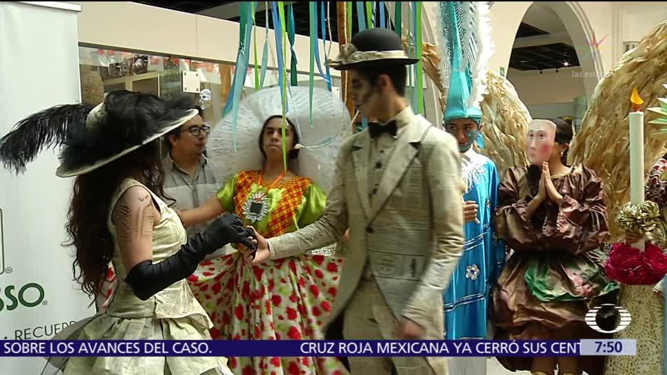 Mancera presenta actividades de CDMX para Día de Muertos