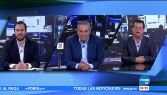 Matutino Express del 19 de octubre con Esteban Arce (Bloque 1)