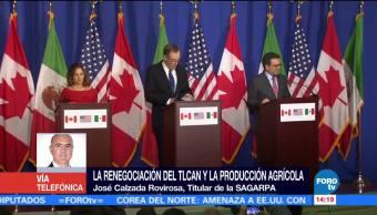José Calzara Rovirosa habla sobre el TLCAN