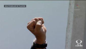 Se cumple un mes del sismo, pero también de solidaridad