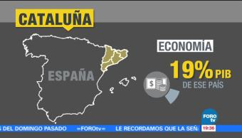Cataluña es la región autónoma más endeudada de España
