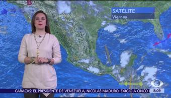Clima Al Aire: Persistirá el clima nublado en el Valle de México
