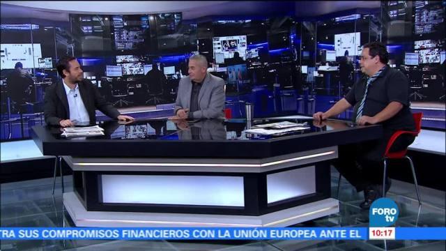 Matutino Express del 20 de octubre con Esteban Arce (Bloque 2)
