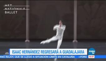 El mexicano Isaac Hernández regresará a Guadalajara