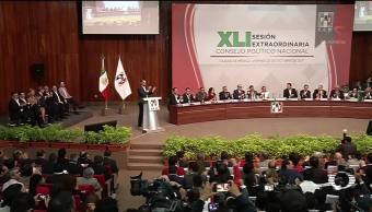 PRI elegirá candidatos rumbo al 2018 por convención de delegados