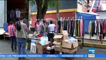 Damnificados del multifamiliar en Tlalpan, aún con futuro incierto