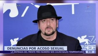 James Toback, director de cine, acusado por 38 mujeres de acoso sexual