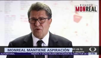 Eruviel Ávila buscará a Ricardo Monreal para Jefatura de Gobierno CDMX