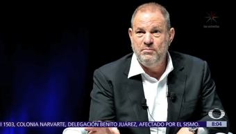 Harvey Weinstein protagoniza escándalo sexual en Hollywood