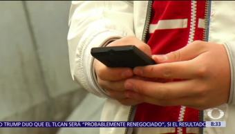 Reportan alza en el robo de celulares en la CDMX