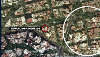 Atlas de Riesgos no coincide con derrumbes por sismos