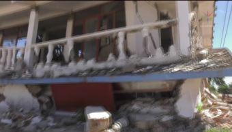 Juchitecos pagan demoliciones de sus casas