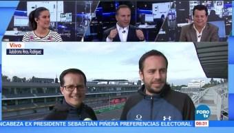 Matutino Express del 24 de octubre con Esteban Arce (Bloque 1)