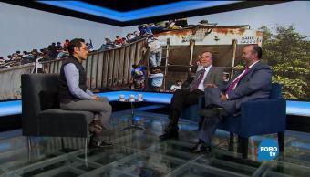 Genaro Lozano entrevista a Roberto Russell y Jorge Schiavon