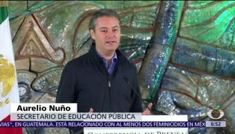 SEP condena a líderes de la CNTE por impedir reconstrucción en Oaxaca