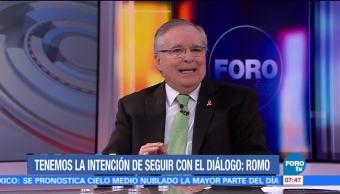Senado analiza remoción de Santiago Nieto