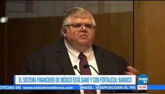 Banxico presenta el Reporte sobre el Sistema Financiero 2017