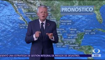 Despierta con Tiempo: Continuará ambiente frío gran parte de México