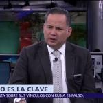 Santiago Nieto afirma en Despierta que no divulgó información sensible