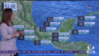 Clima Al Aire: Prevén frío con heladas para el Valle de México