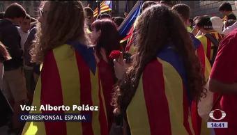 Presidente de Cataluña se mantiene en rebeldía