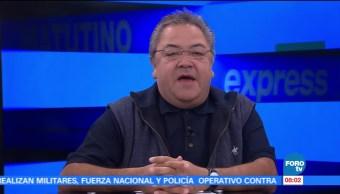 Matutino Express del 27 de octubre con Esteban Arce (Bloque 1)