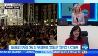Mariano Rajoy tiene el apoyo para devolver el orden en Cataluña