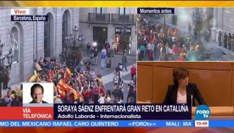 Adolfo Laborde analiza el reto de Rajoy en Cataluña