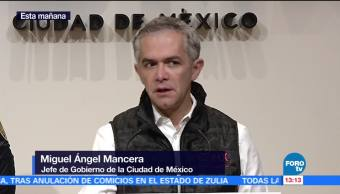 Supervisarán daños de sismo en panteones de la Ciudad de México