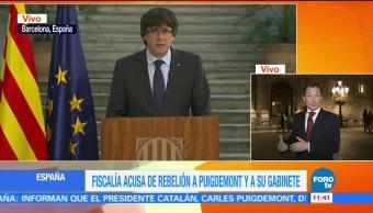 Puigdemont podría pedir asilo político en Bruselas
