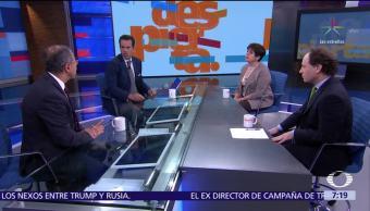 Caen exasesores de Trump por el Rusiagate, análisis en Despierta