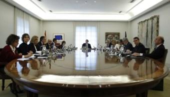 gobierno espanol se reune intervenir cataluna