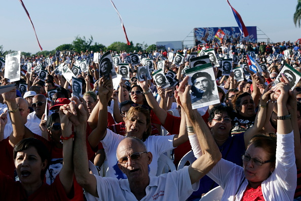 Inauguran en Aragua exposición en memoria del comandante Che Guevara