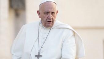 Papa critica 'las lógicas nacionales' que ponen en riesgo sueño de Europa