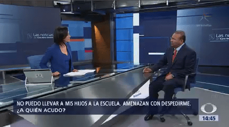 Alfonso Navarrete Disipa Dudas Laborales Surgidas Sismo